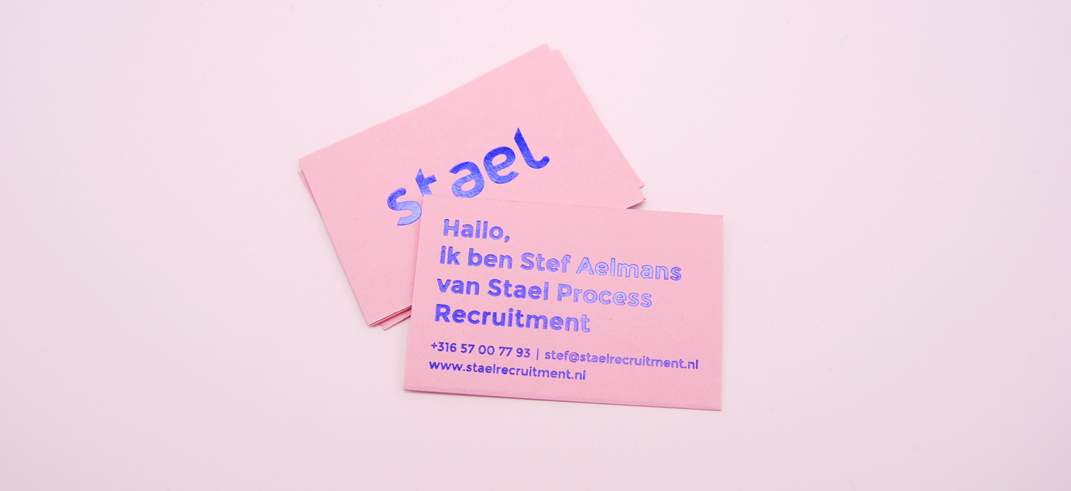 Stael Process Recruitment